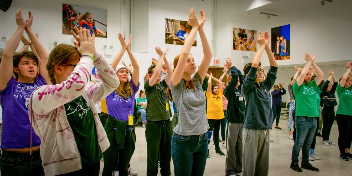 Youth Theatre Workshops